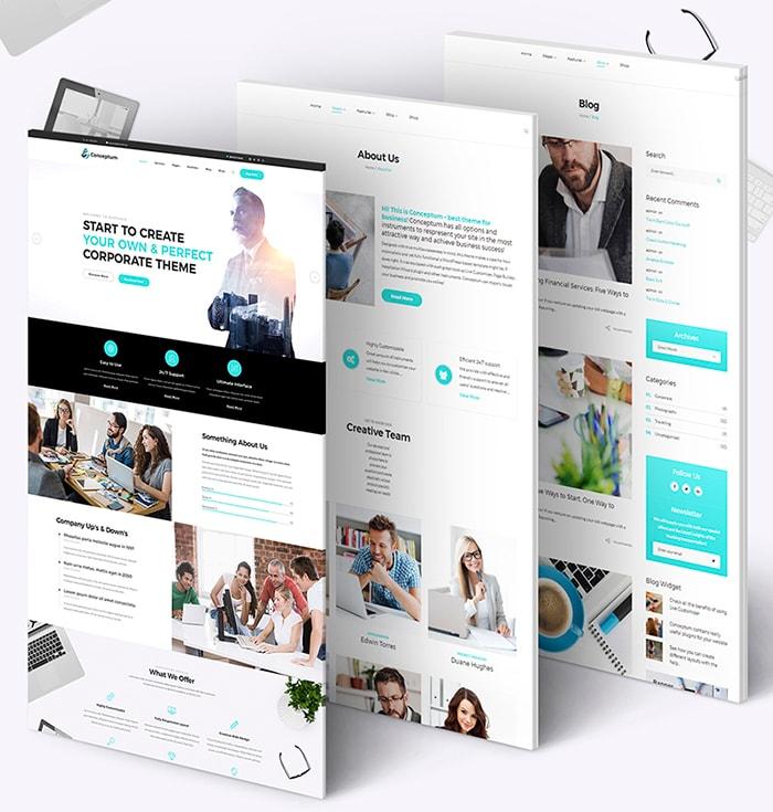 website-templates-business